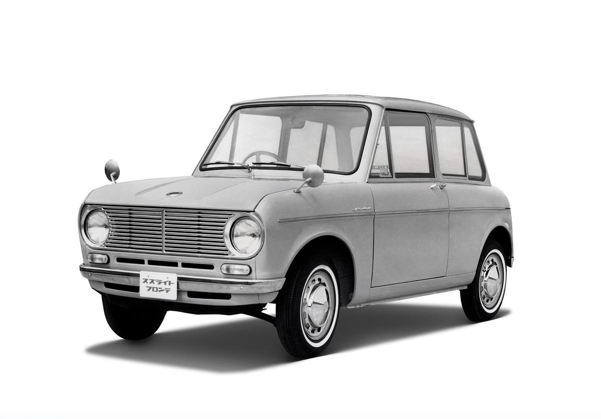 Suzuki at 100: From textile to cars!