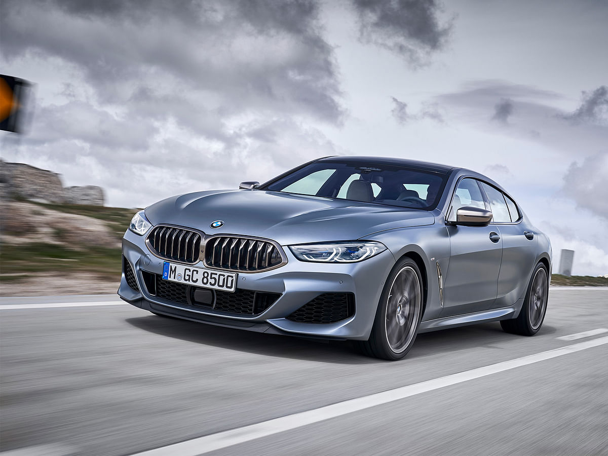 The BMW 8 Series Gran Coupe doesn't have as long a legacy as some other model lines, but it is way more desireable