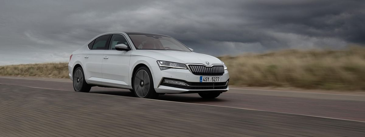 2020 Skoda Superb facelift gets launched tomorrow
