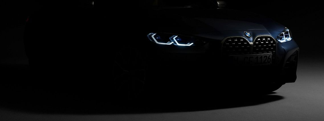All-new BMW 4 Series coupe teased