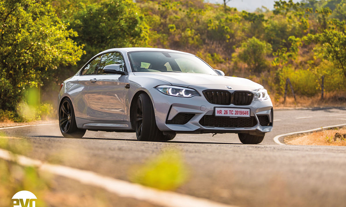 Image Gallery | BMW M2 Competition