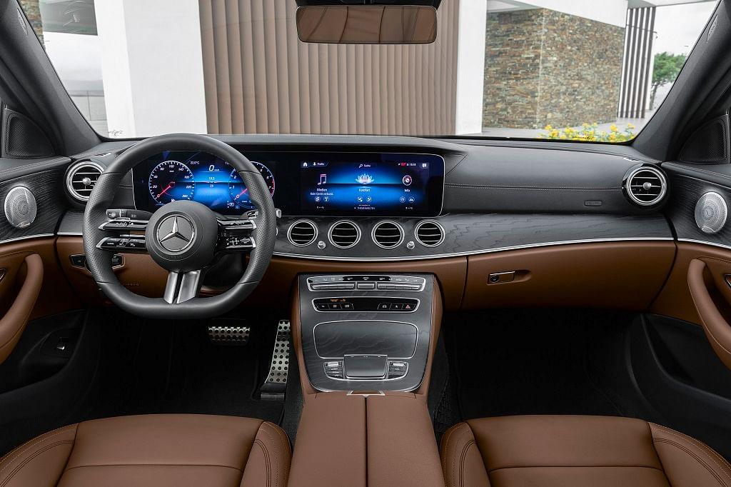 Mercedes-Benz Supersport steering wheels