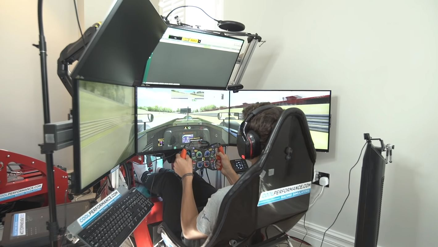 Sim Racing Simplified