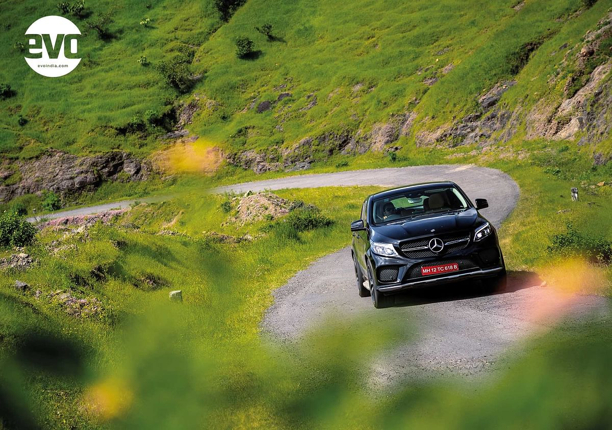 Image Gallery | Mercedes-AMG GLE 43
