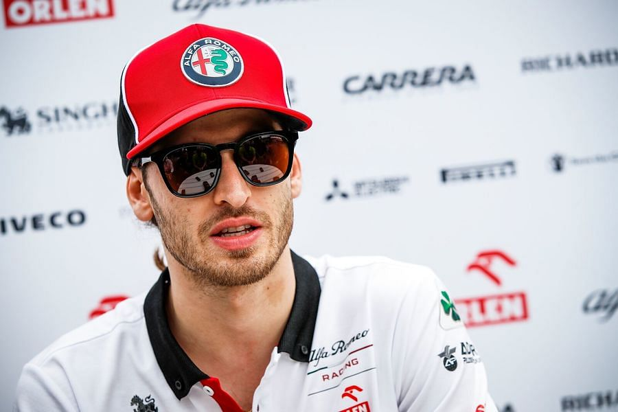 Could Giovinazzi be Leclerc's teammate?
