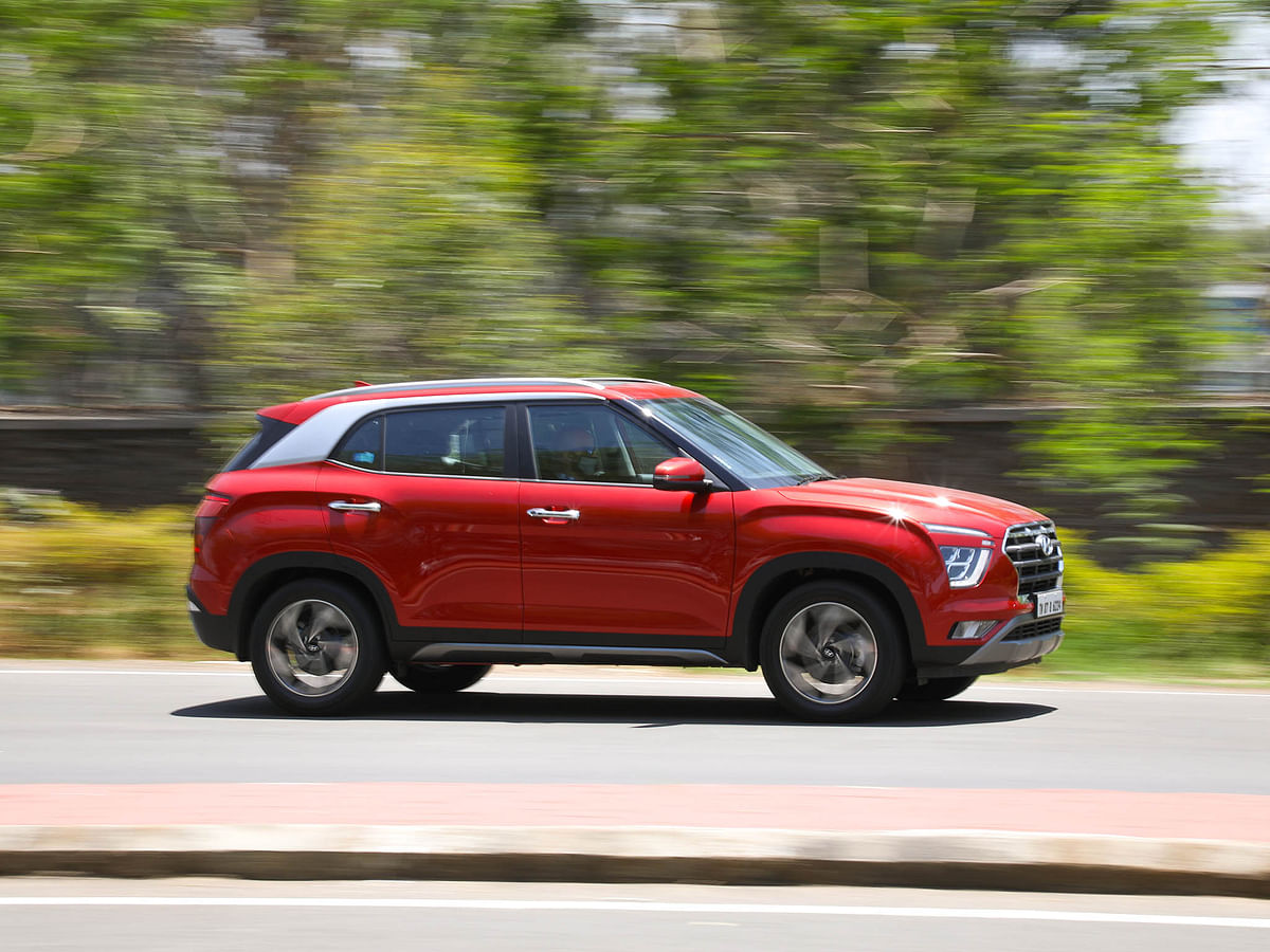 The diesel Creta gets more bling than the turbo-petrol
