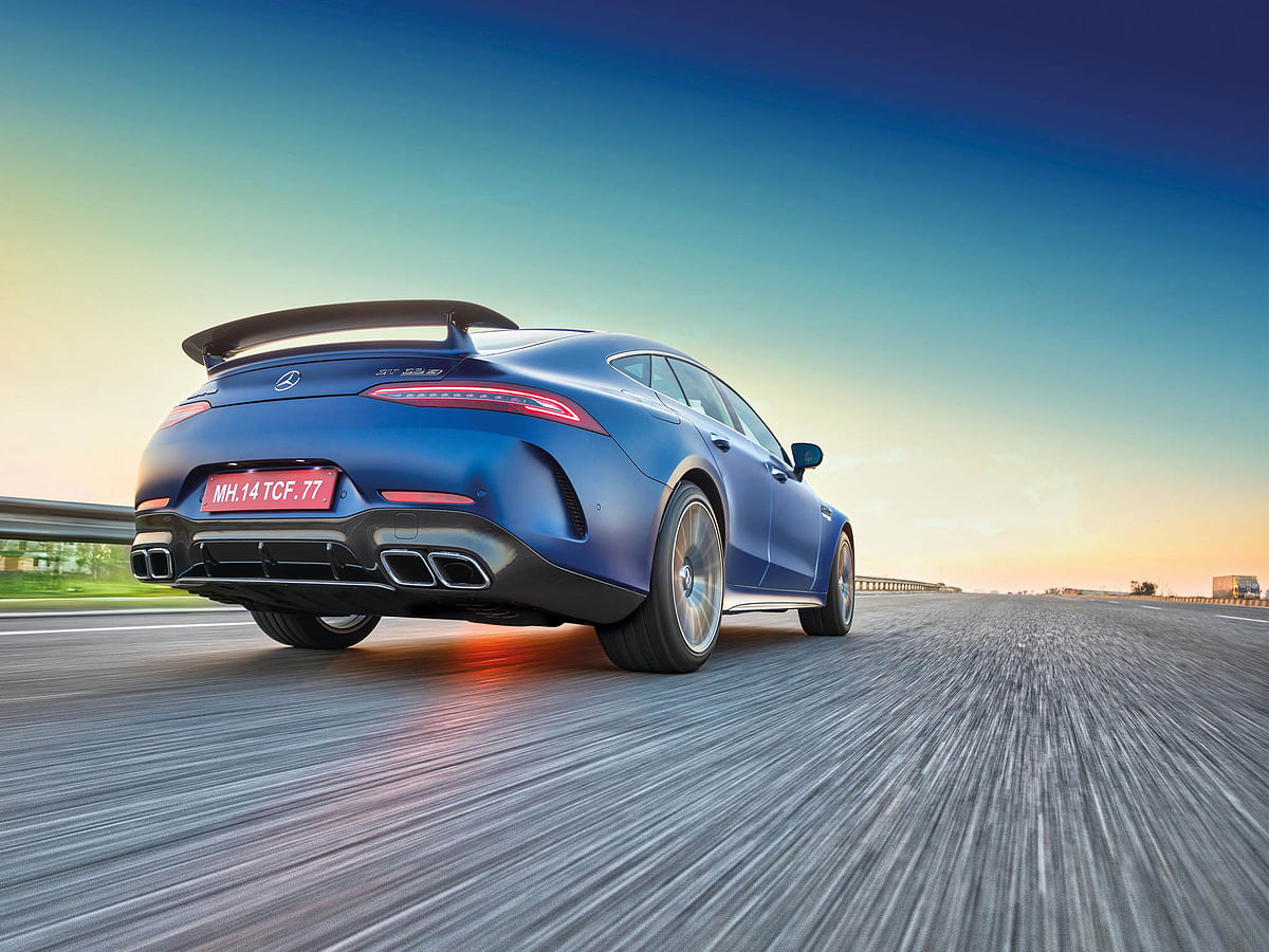 The GT 63 S was on the cover of the March 2020 issue of evo India
