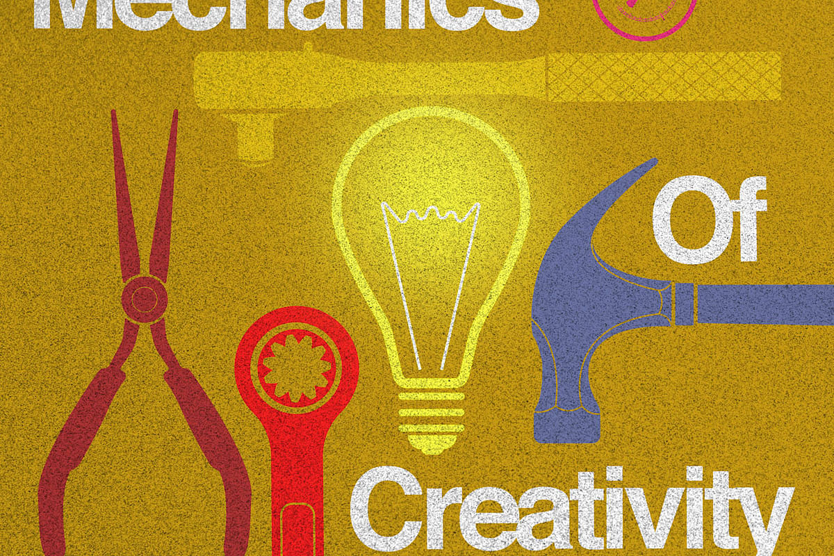 Mechanics of Creativity