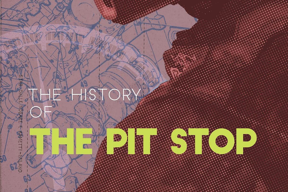 The history of the Pit Stop