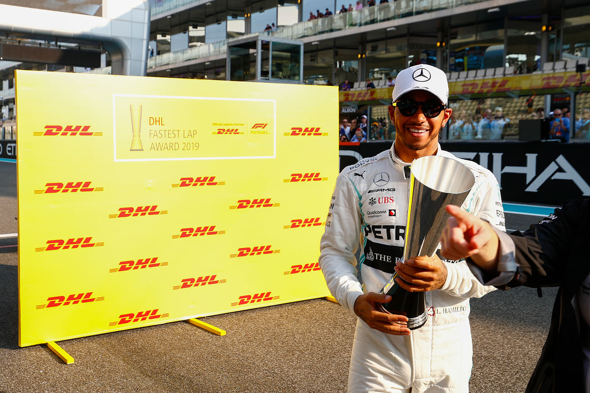 Only one title short of Michael Schumacher's record