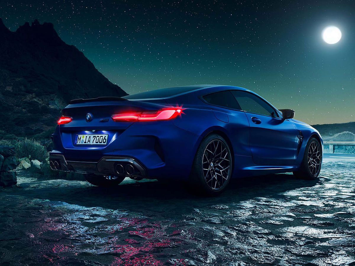 Our BMW M8 contest is live, enter now to win cool merchandise!