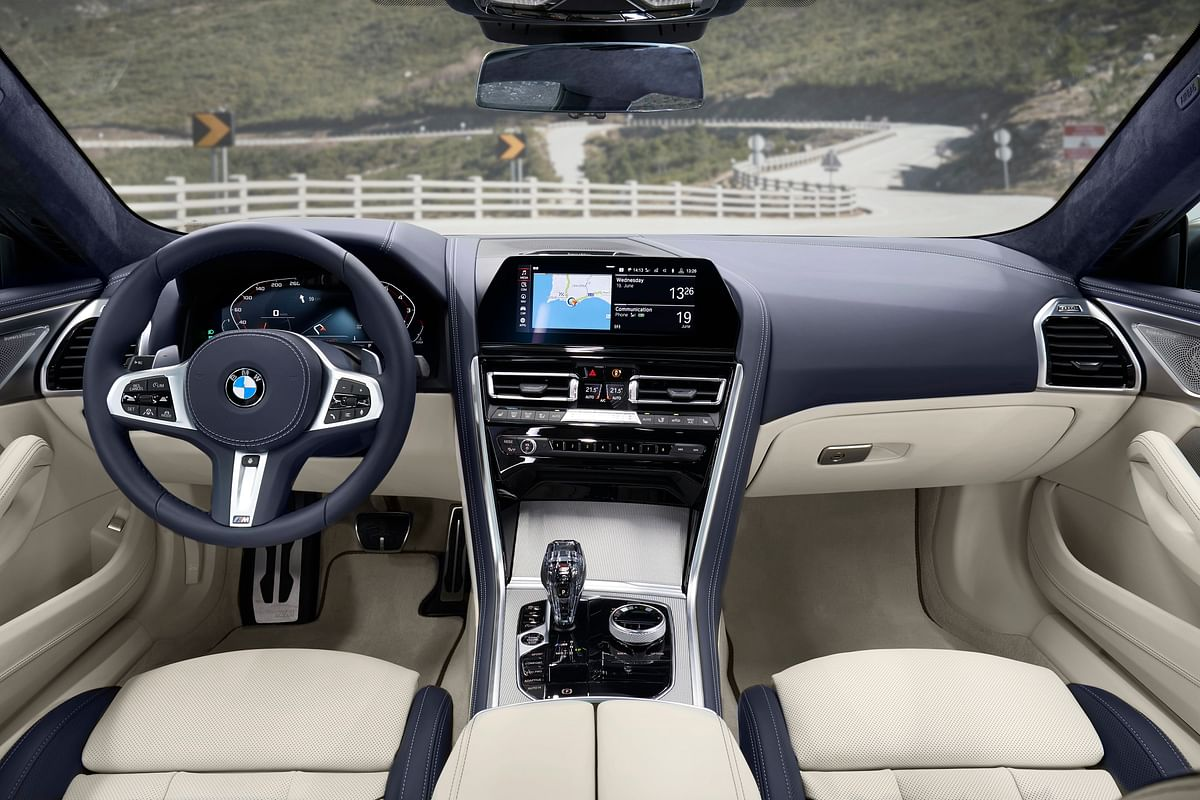 Interiors packed with technology and luxury