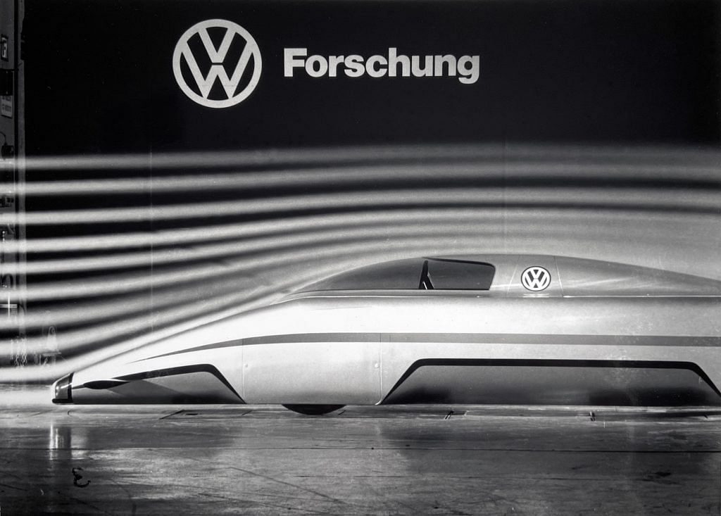 Wind tunnel testing is a crucial step in making an aerodynamic car