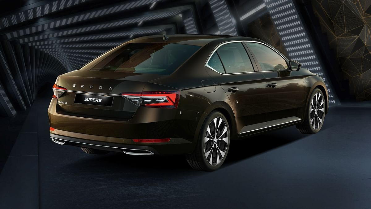 Subtle changes differentiate the 2020 Superb with its predecessor