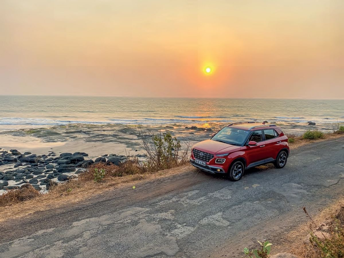 A trip down to the seaside reminded Aatish of how good a car the Venue is to drive