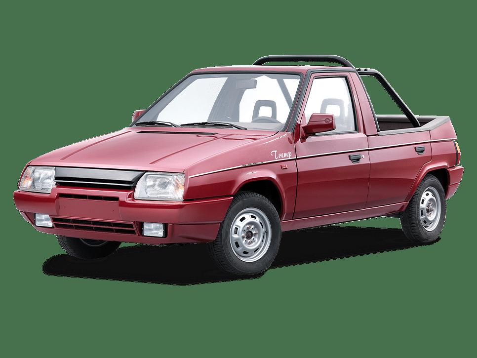 1989 Skoda 781 Tremp