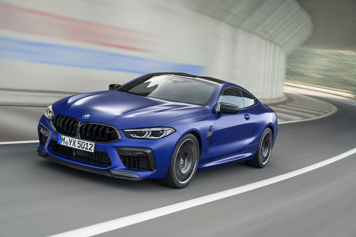 BMW M8 contest terms and conditions