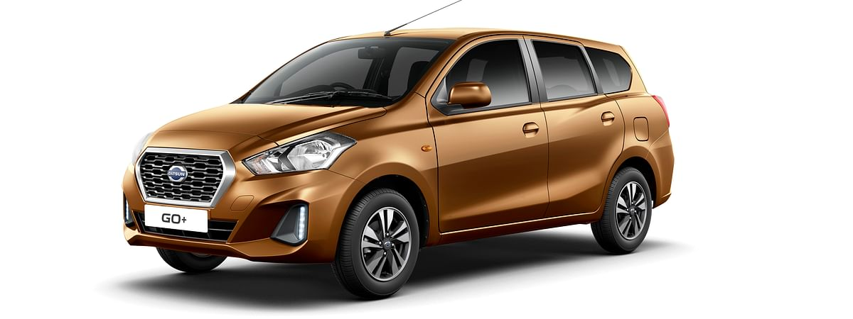 The Datsun GO+ rivals the Renault Triber