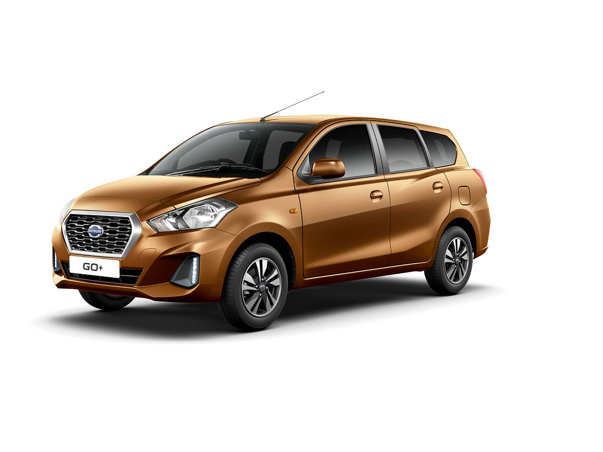 BS6 Datsun GO and GO+ launched in India