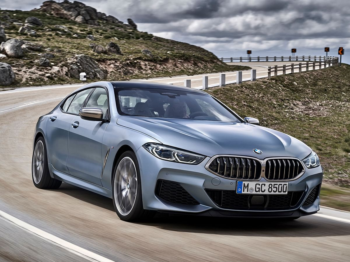 The Gran Coupe has a properly sporty heart under the hood