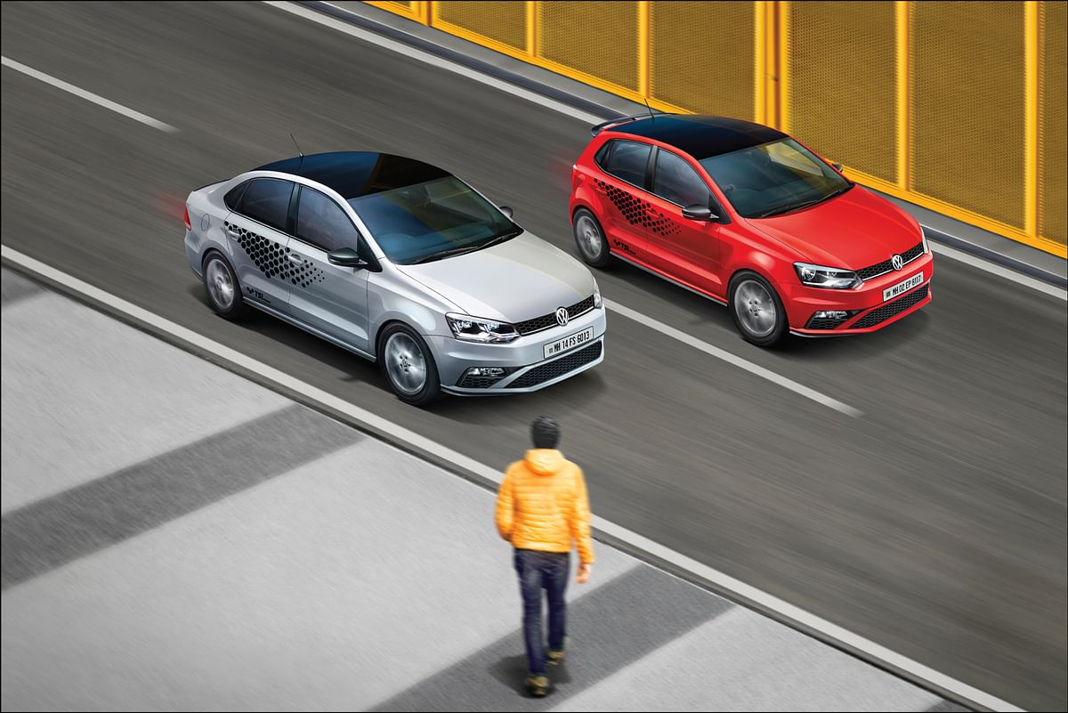 Limited edition TSI variants for Volkswagen Polo and Vento launched