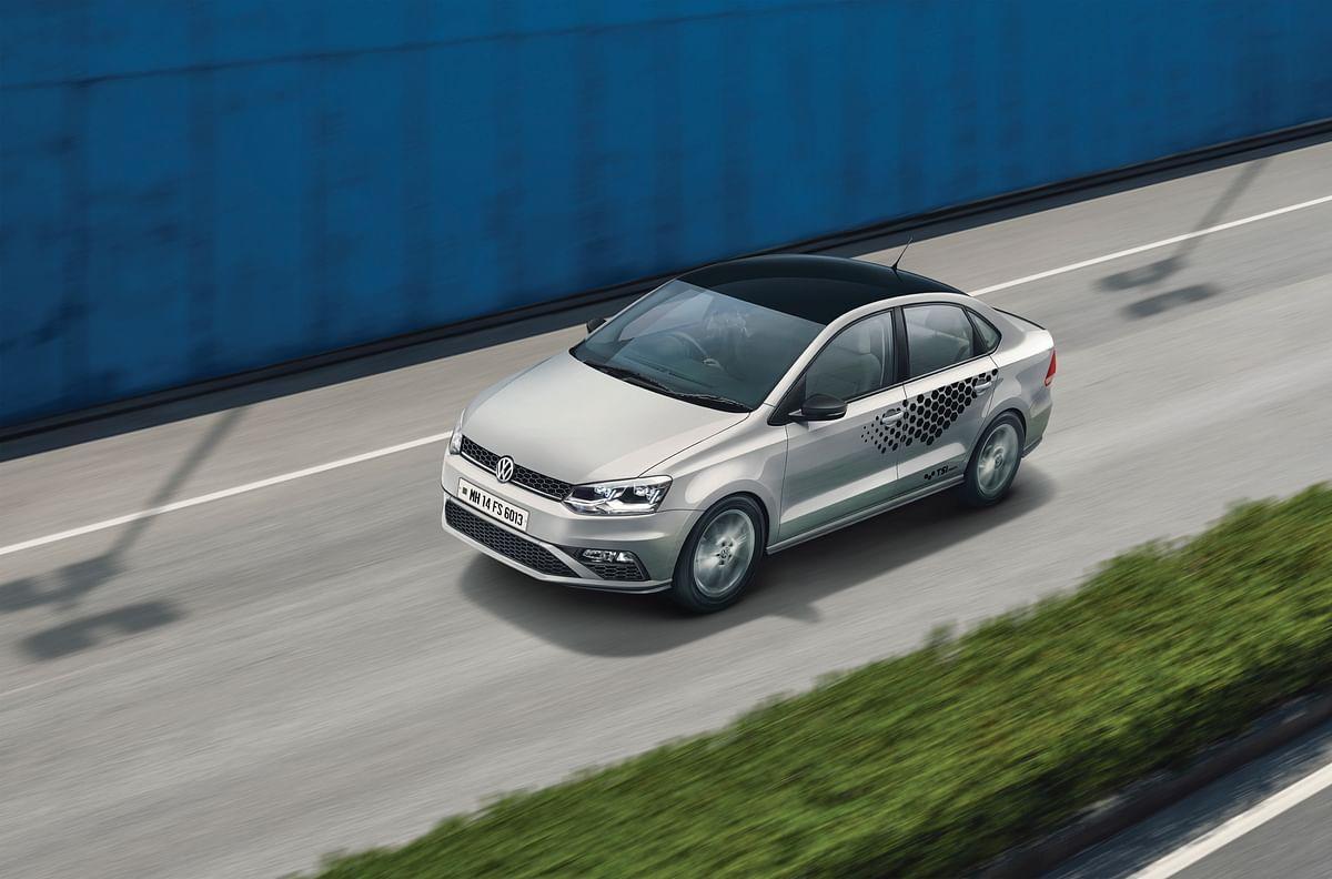 Volkswagen Vento TSI HL Plus (Limited)