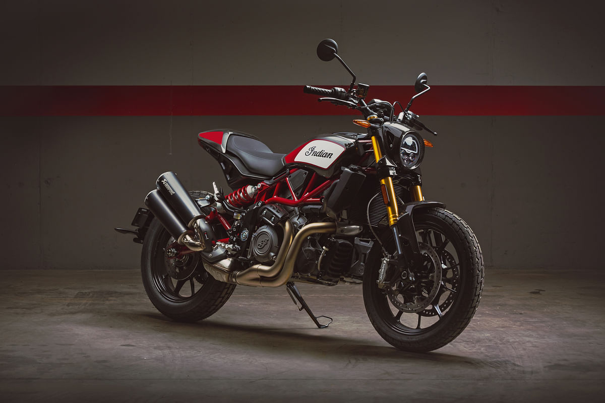 Indian Motorcycles announces the 2020 FTR Carbon, with a host of new accessories