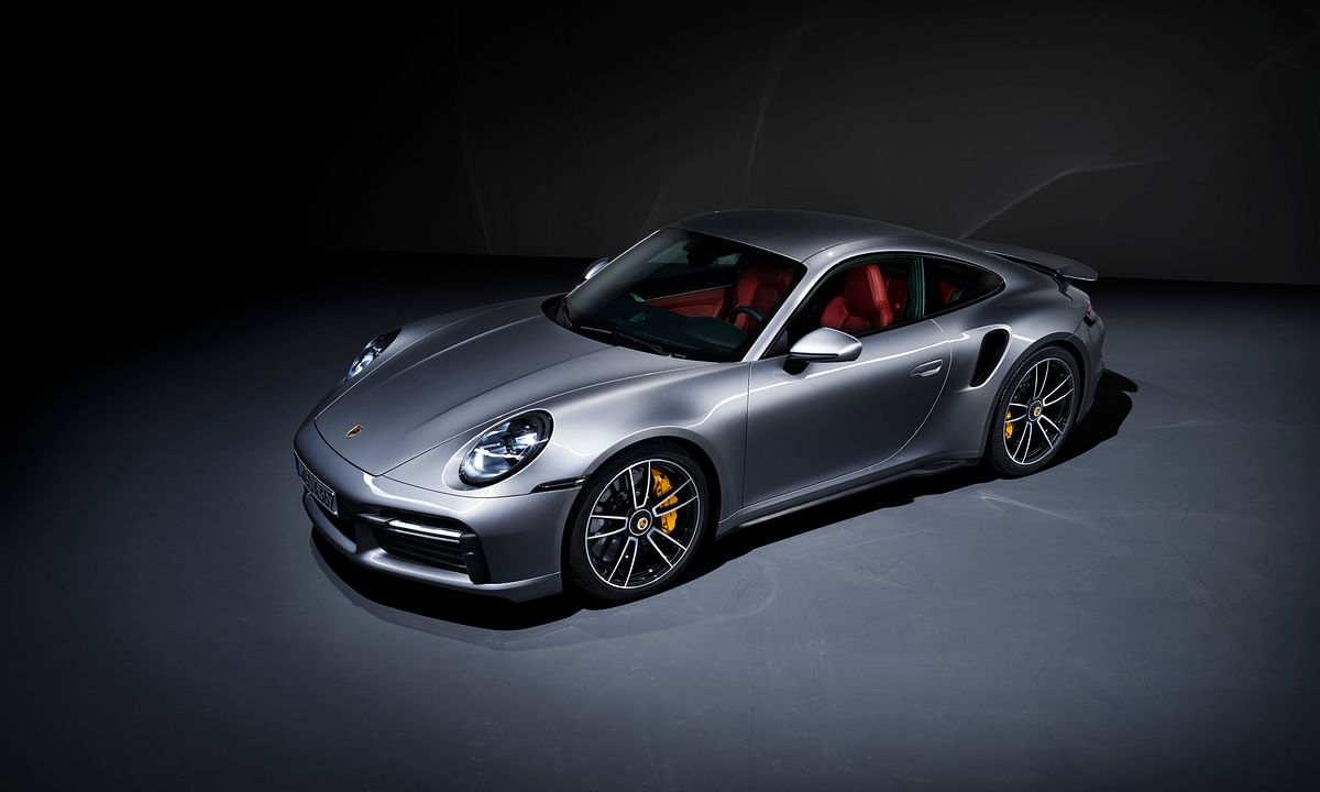 992-gen 911 Turbo S price listed on Porsche India website before launch