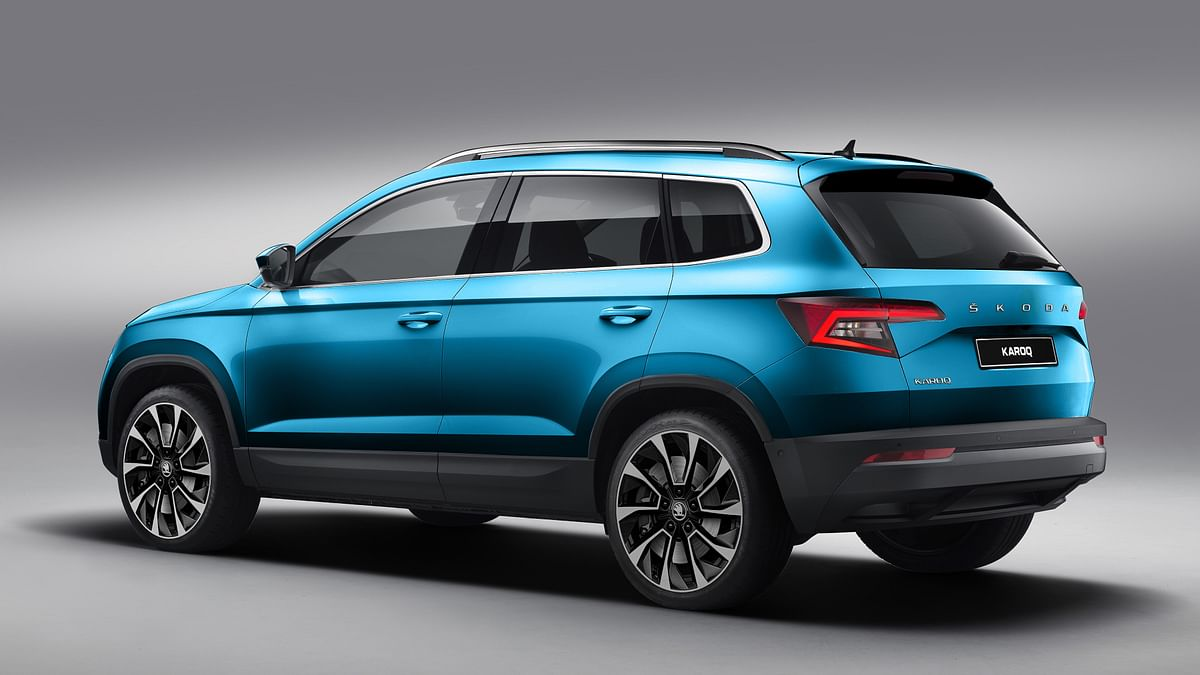 What do you think of the baby Kodiaq?