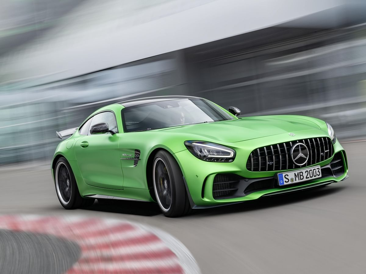Mercedes launches updated AMG GT R in India for Rs 2.48 crore