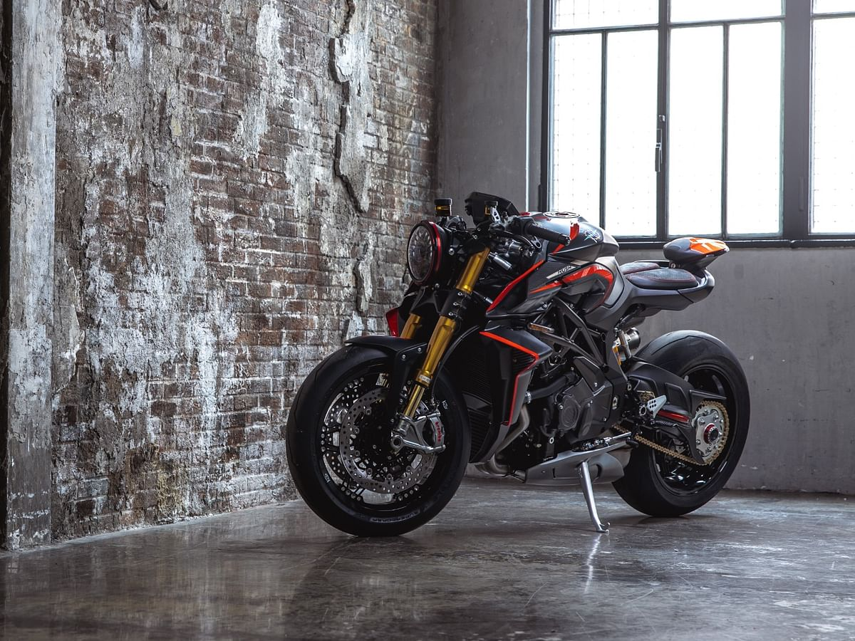 MV Agusta Rush 1000 to go into production
