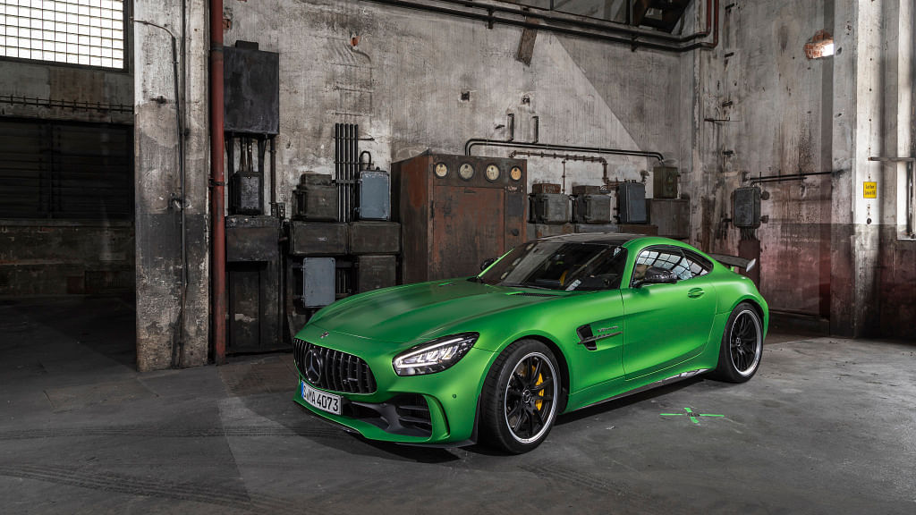 The 2020 AMG GT R gets minor upgrades inside and out and also complies with latest emission norms