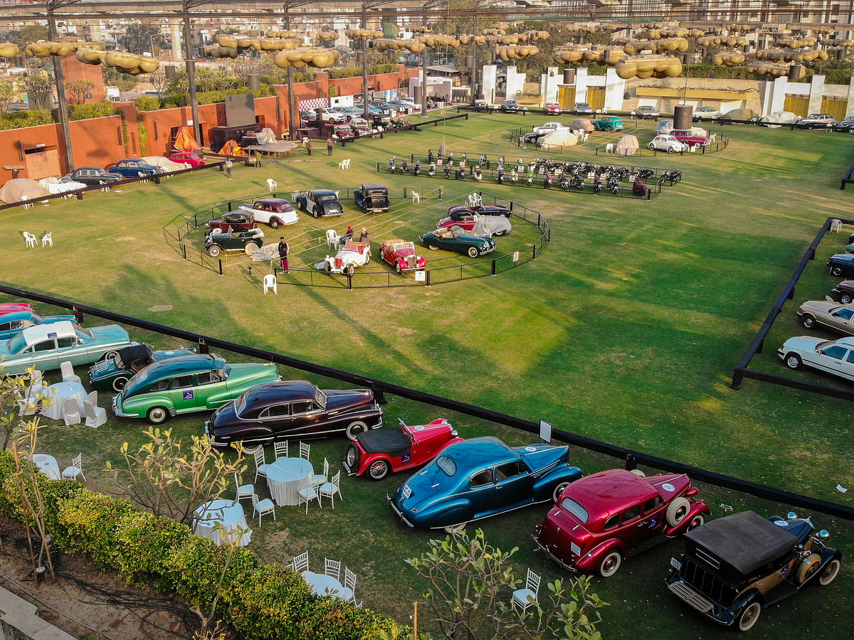 FHVI to spearhead the vintage and classic car movement in India