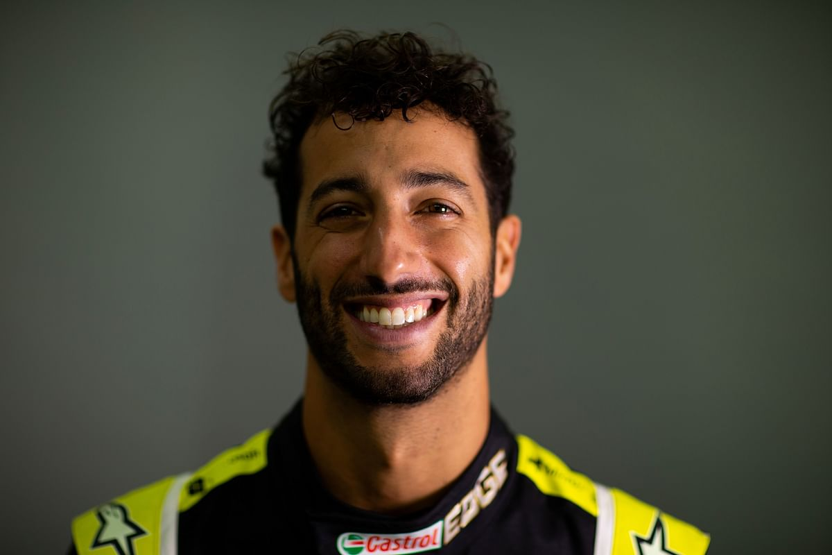 Ricciardo has been a star for Red Bull before moving to Renault