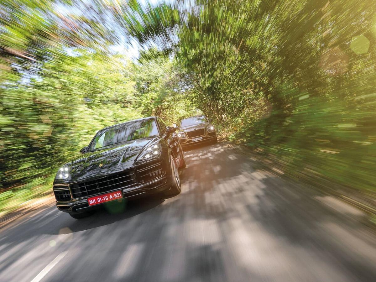 Porsche Cayenne Turbo: Part 4 of the Super SUV Showdown