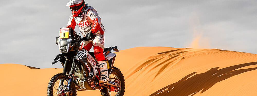 Hero MotoSports introduces a Rally Life Navigator programme.