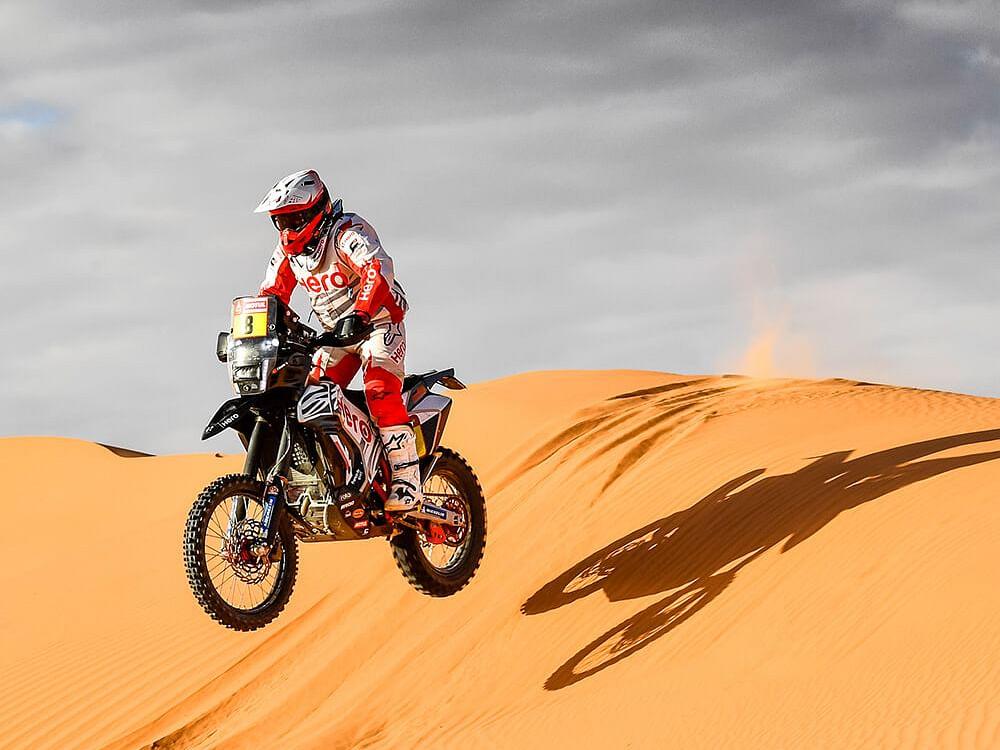 Hero MotoSports introduces Rally Life Navigator programme
