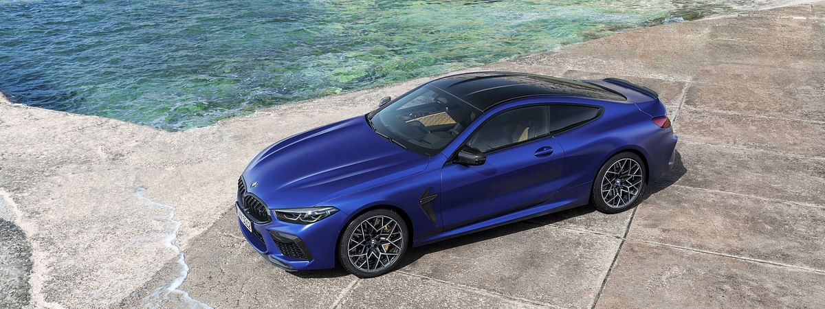 Spec your BMW M8: How to personalise your dream car on the BMW configurator