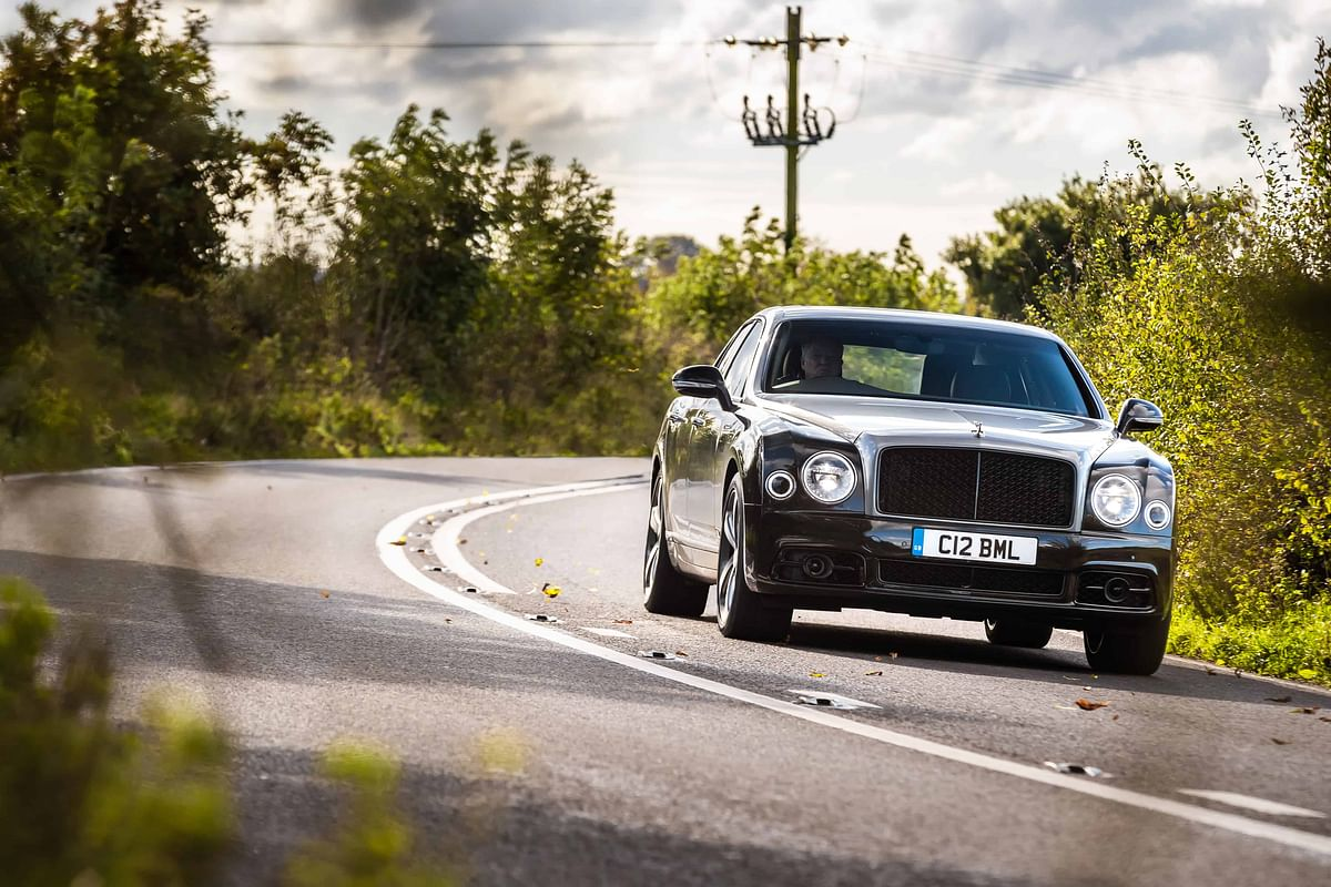 Deriving its name from the famous Mulsanne Straight in Le Mans
