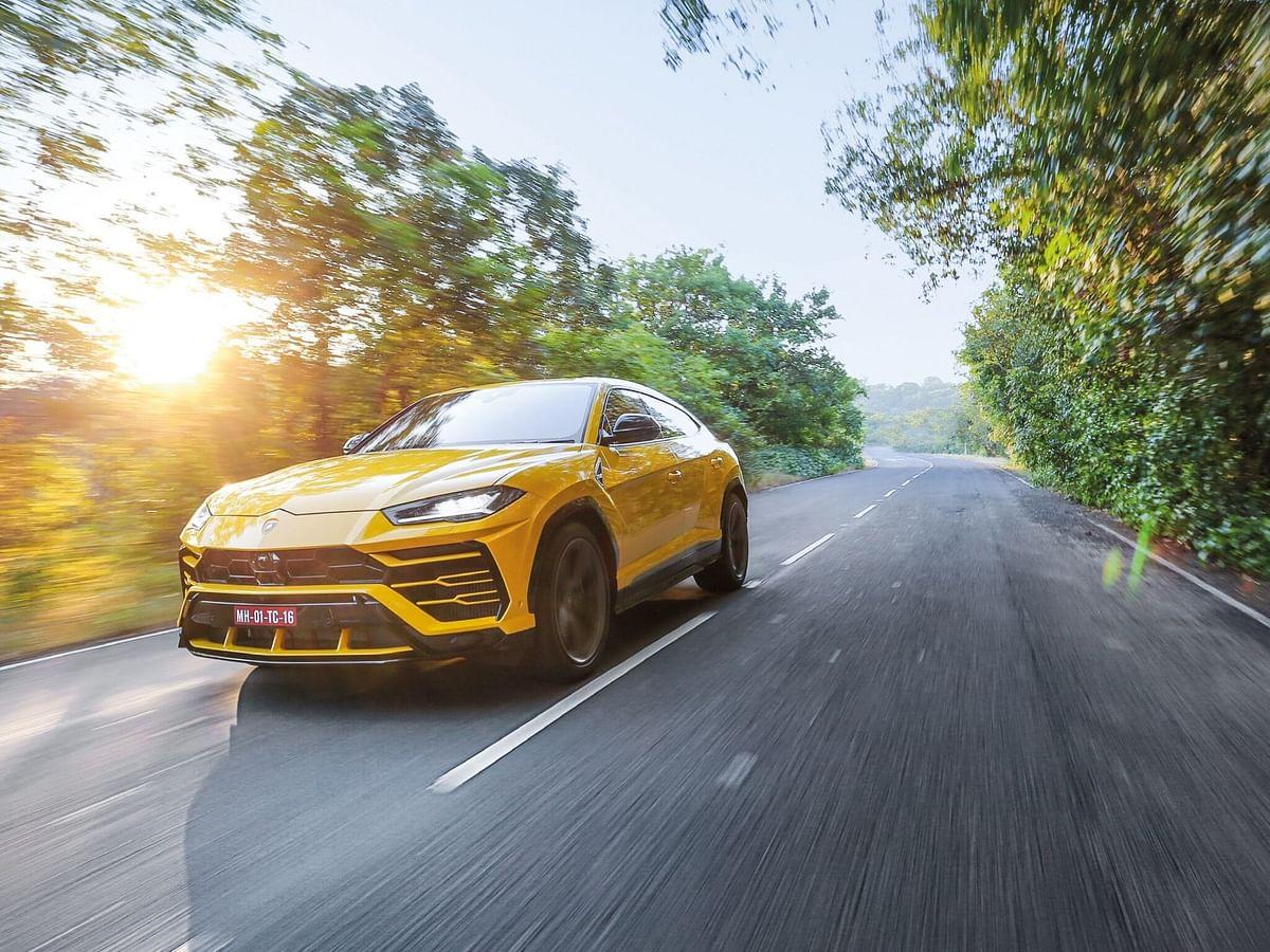 Lamborghini Urus: Part 1 of the Super SUV Showdown