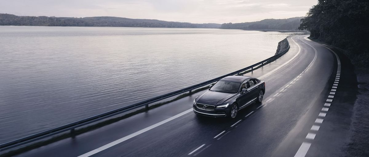 Every Volvo to come with a 180kmph speed limit from now