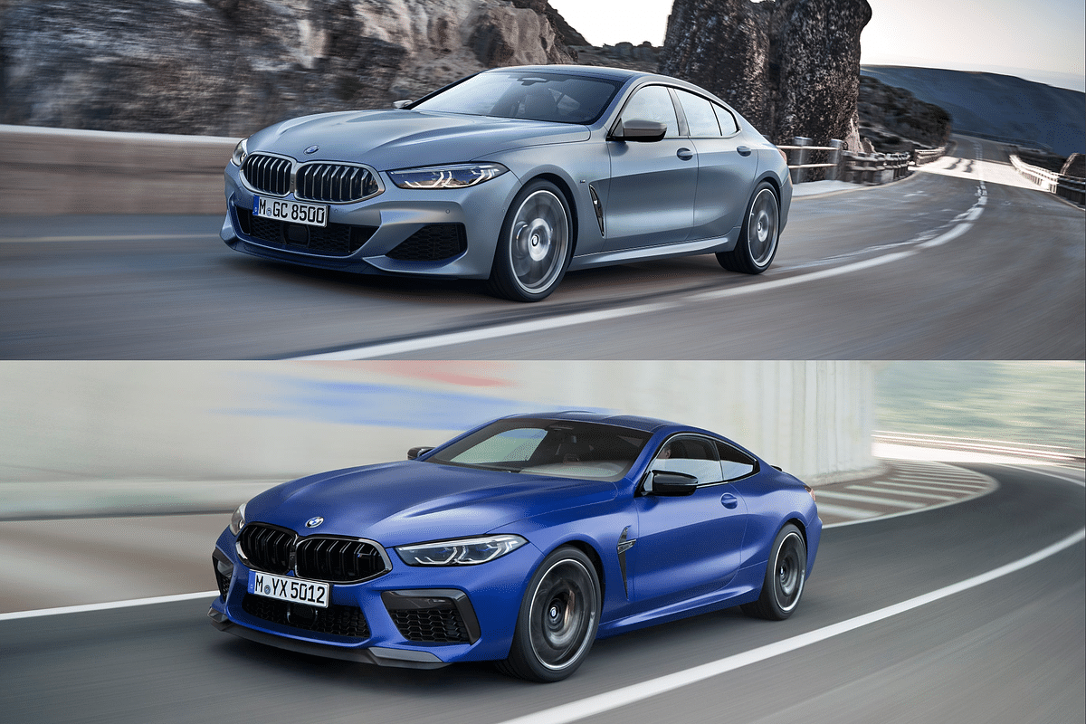 BMW 8 Series Gran Coupe and M8 slated for India launch on May 8
