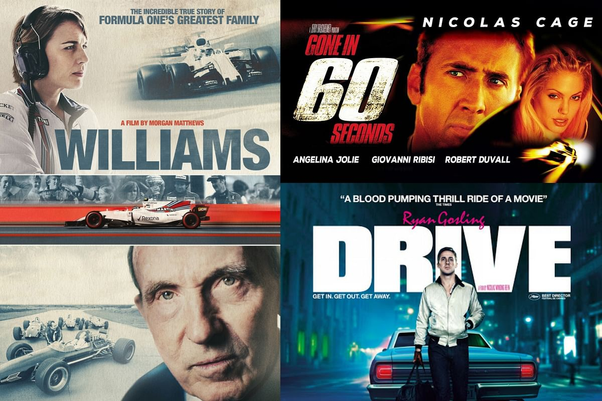 Keep the motor running | 5 best car movies to watch during lockdown