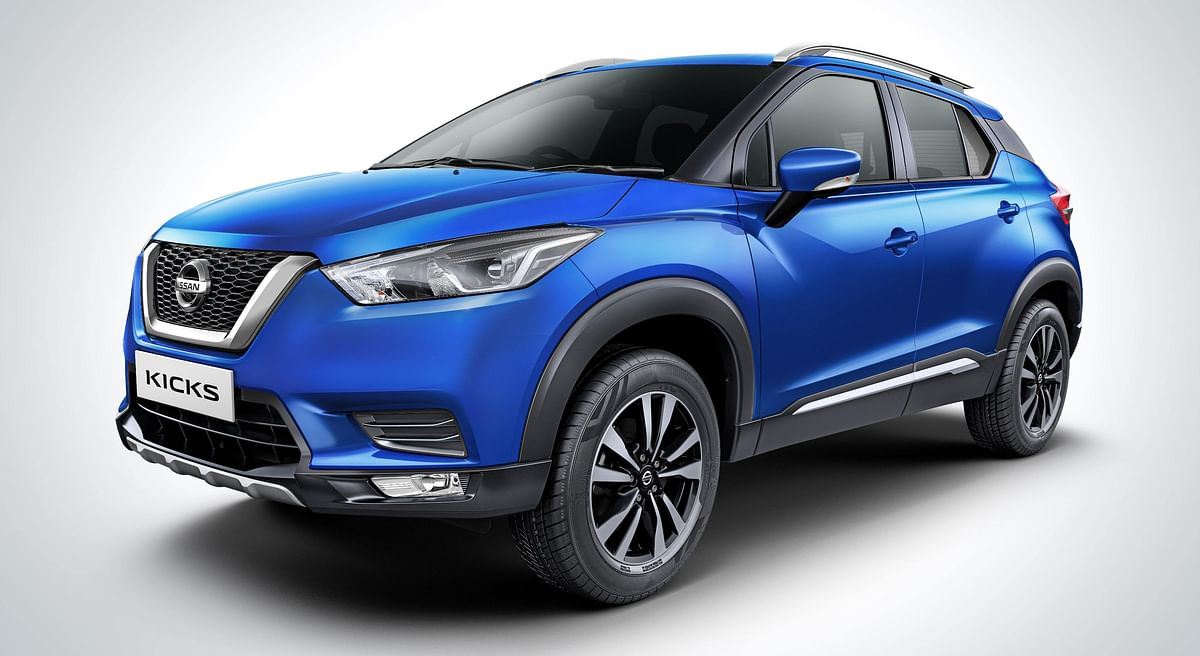 Nissan launches updated Kicks at Rs 9.49 lakh