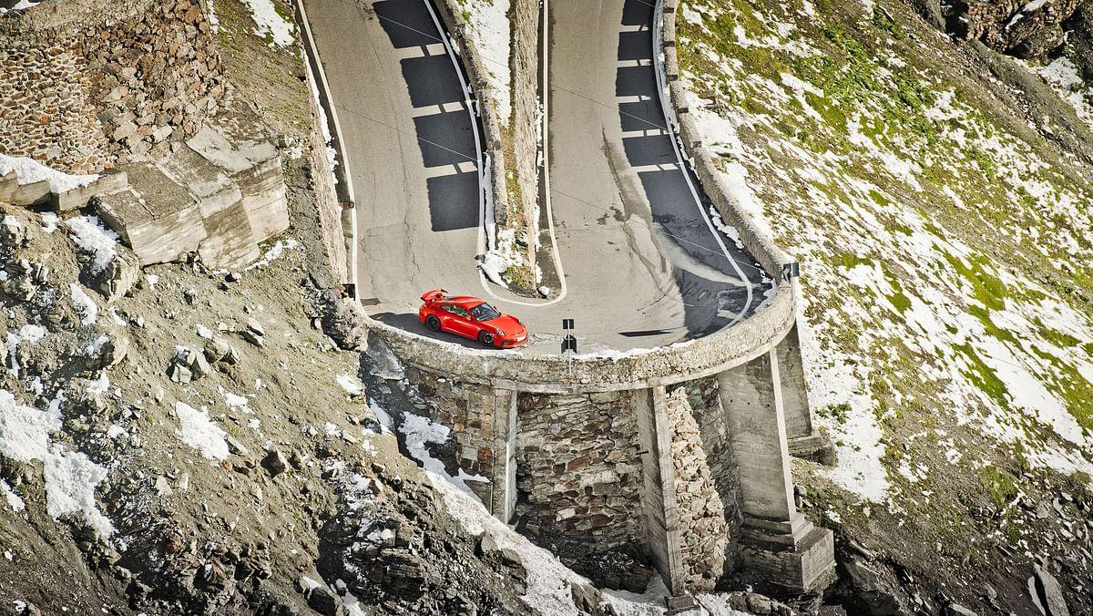 Nice roads make a good road trip better