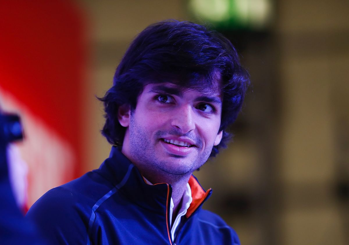Sainz to replace Vettel at Scuderia Ferrari in 2021