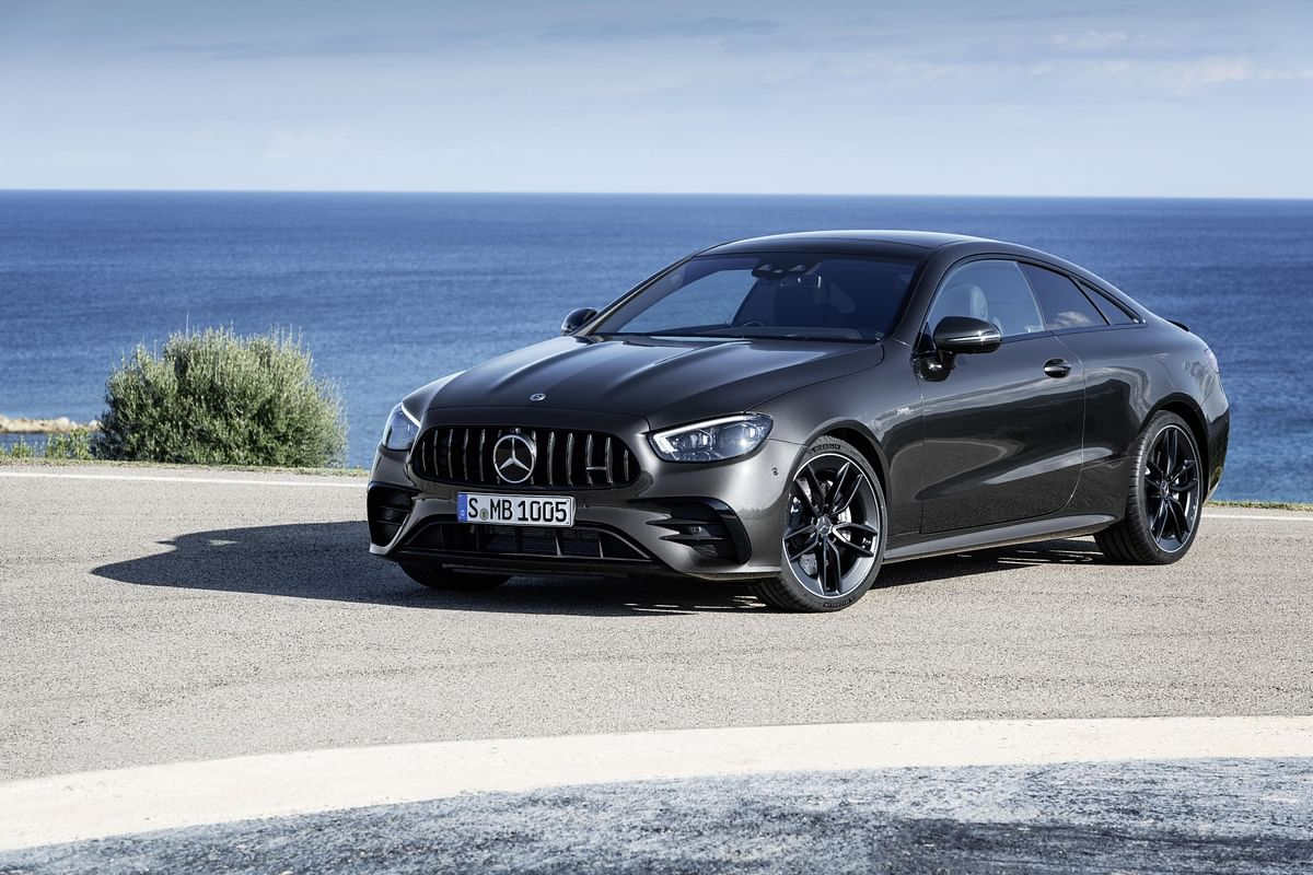 Mercedes-Benz C 63 AMG 4Matic+ Coupe joins its Estate and Sedan brethren