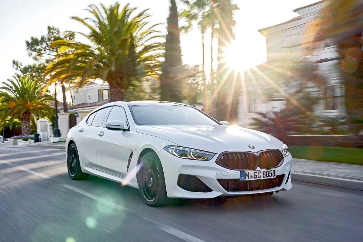 The new 4 Series looks athletic and elegant