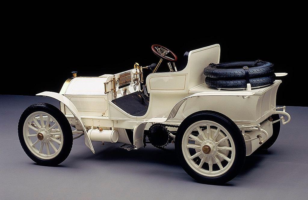 1900 Mercedes 35 PS