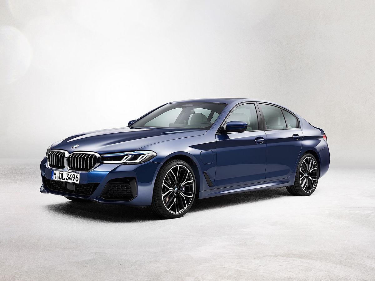 2021 BMW 5 Series revealed